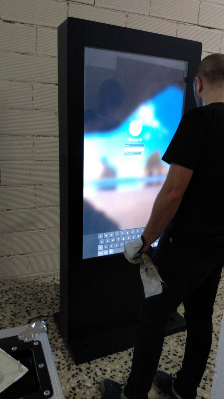 empresas alquiler interactivos