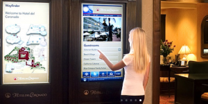 escaparates interactivos tactiles
